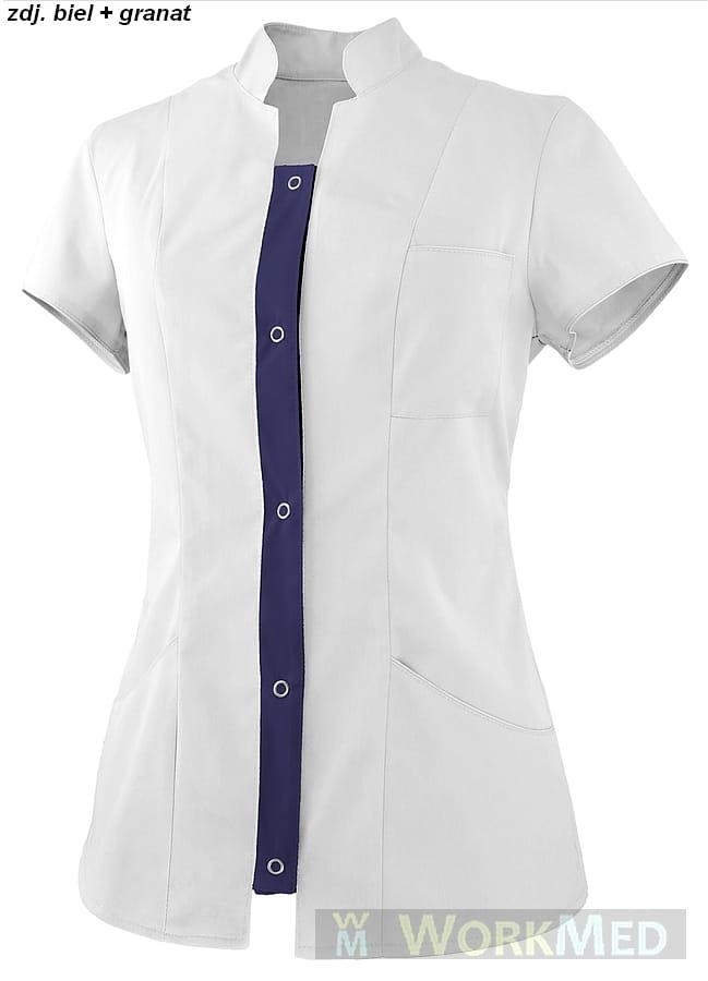 dd1be30362e1e Odzież medyczna, kosmetyczna Żakiet damski WZ-7113 Workmed